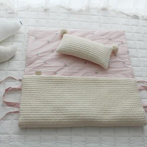 솜사탕 핑크체리 낮잠패드(단품)