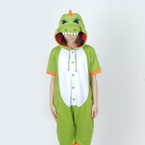 반팔 동물잠옷 공룡 (포악한 사냥꾼)