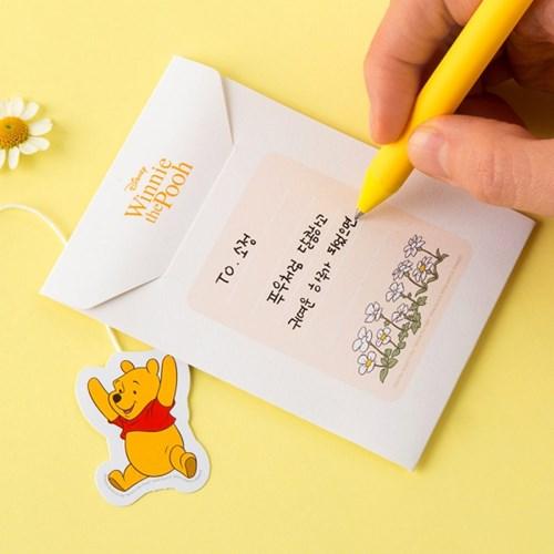 [디즈니]그린티 _ 위니더푸(6개입)(티백,차)