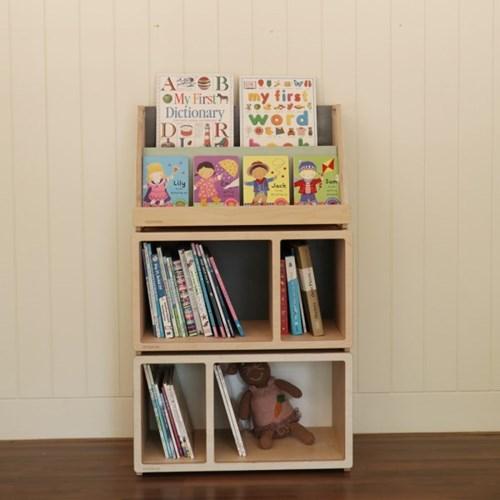 Blokk Book Rack