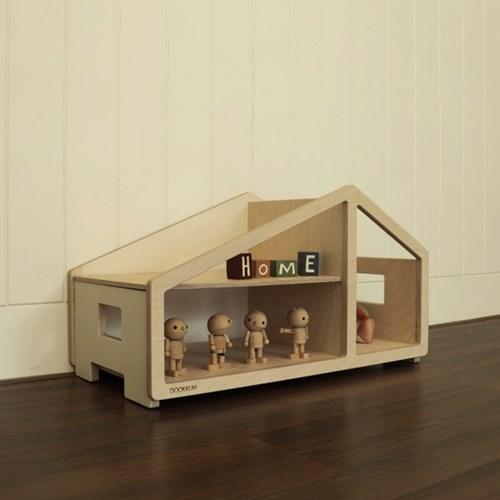 Blokk House Bookcase