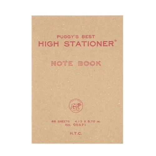 [HIGHTIDE] Puggy'S Pocket Notebook
