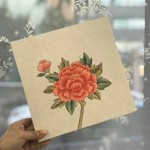 [텐텐클래스] (김해) 일상에 감성이 더한 그림, 감성민화