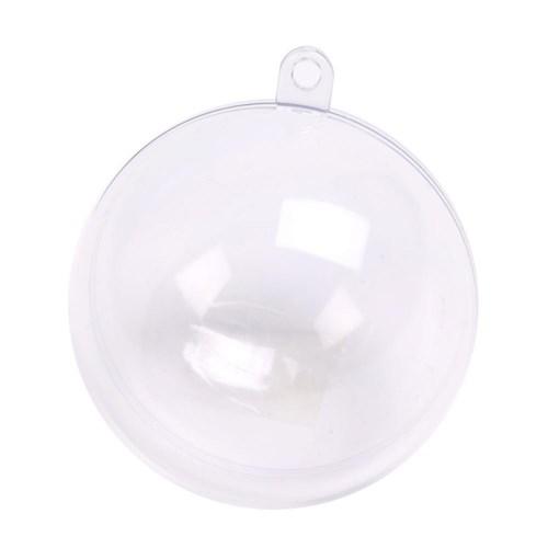 투명 행잉 데코 - 원형(12cm)