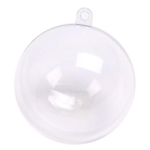 투명 행잉 데코 - 원형(15cm)