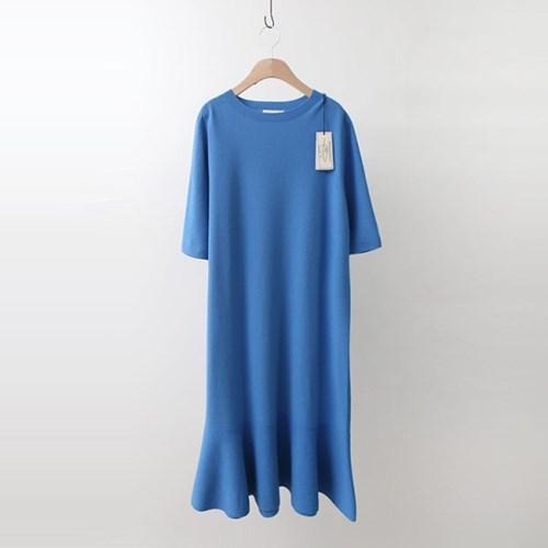 Hoega Wool Flare Dress