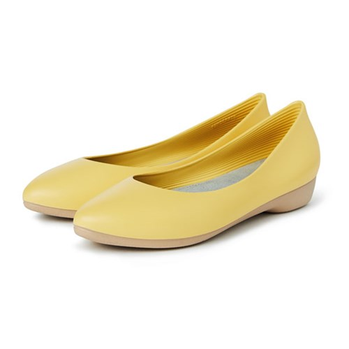 [F3] Flat3 - Pointed Powder Yellow (F3-P-PYW-)