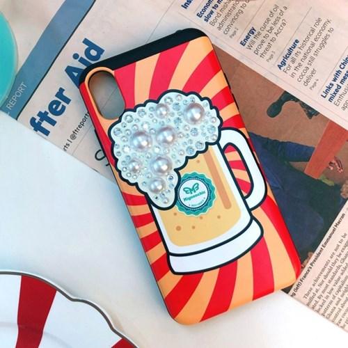 MIGNONBEER 아이폰 카드수납케이스
