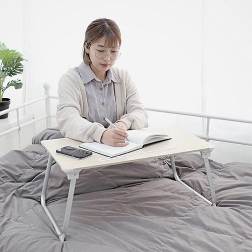 스마트폰 태블릿PC거치 인체공학 테이블 베드트레이E6_(991784)