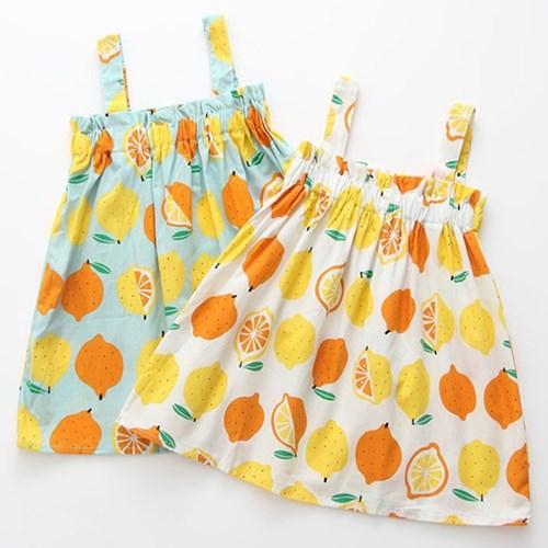 레몬 팡팡 민나시 유아 원피스(12개월-6세) 203870_(902720261)