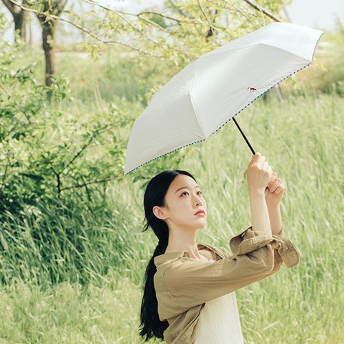 Because 알로하 자수 양산