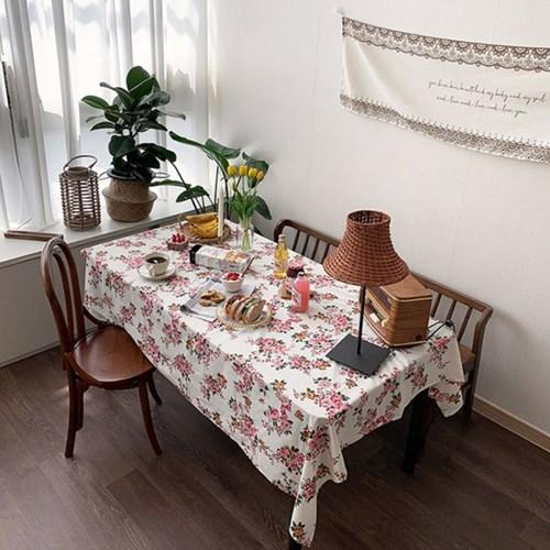 스프링페어리 식탁보 테이블보 2size 테이블러너