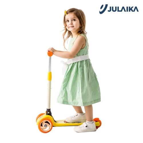 줄라이카 비덕 캐릭터 유아 접이식 킥보드 어린이 씽씽카