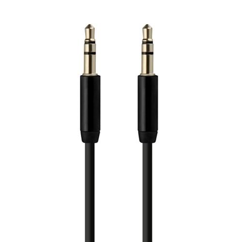 고급형 메탈 오디오 케이블 AUX 3.5 케이블 2M AT3392