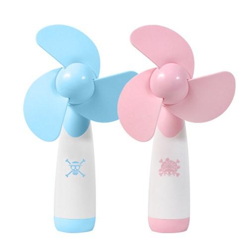 편리한 무선디자인 강력한 휴대용 핸디 원피스 선풍기_(1030479)