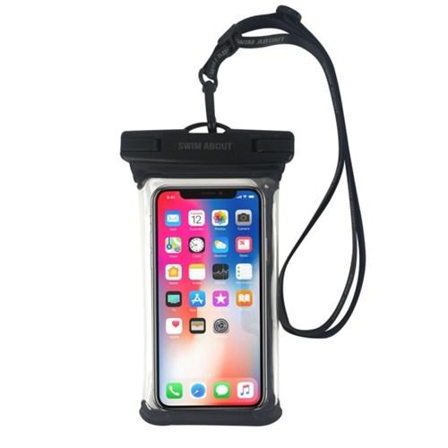스윔어바웃 IPX8 TPU 스마트폰 방수팩 방수케이스_(1567162)
