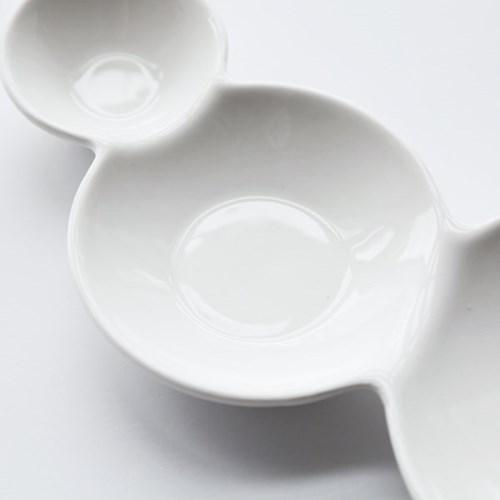 [푸코]나눔 서빙 플레이트(꽈배기)_(1790106)