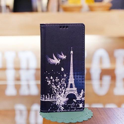 LG X6 2019 (LG X625) Ventosa-Eiffel2 수제 지갑 다이어리 케이스