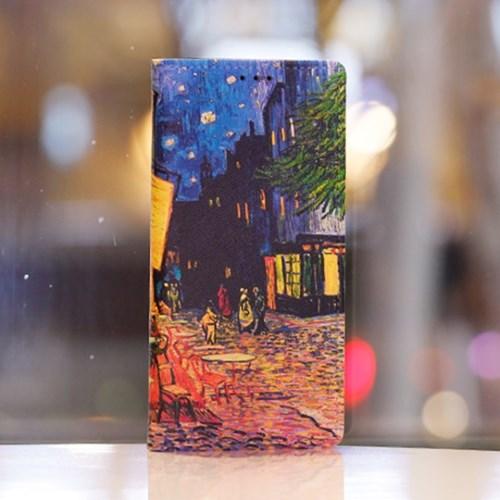 LG X6 2019 (LG X625) Ventosa-Obra 수제 지갑 다이어리 케이스