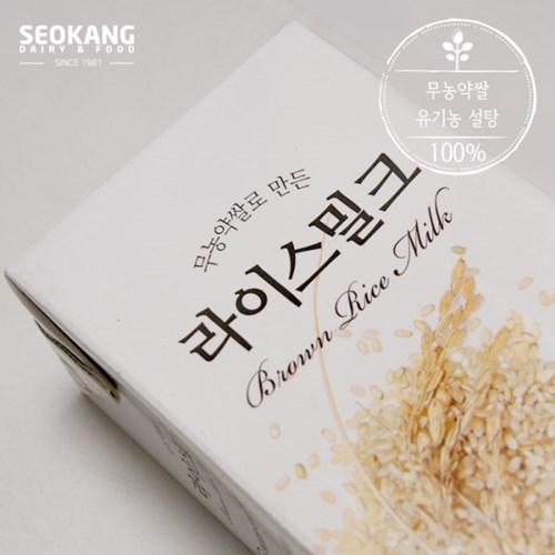 국내산 무농약 쌀음료 라이스밀크 1000ml 5팩