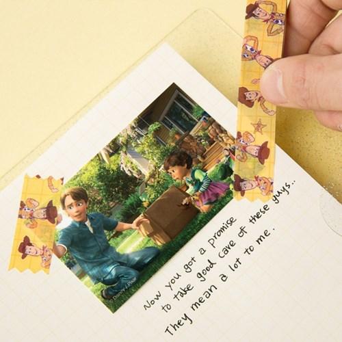 [디즈니] 마스킹테이프 토이스토리4 세트(1set 4종)