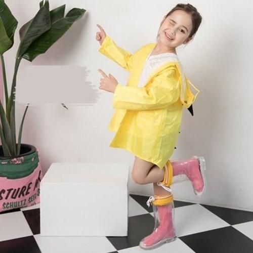 공룡쁘띠 아동 레인코트