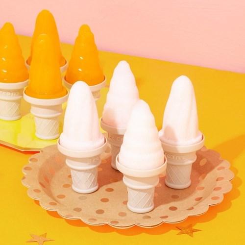 소프트 아이스크림 몰드