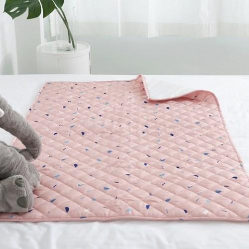 풍기인견 스칸디 아기 방수패드 쿨매트 L