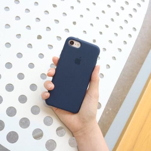 모모_iPhone silicon case_아이폰XS/XR/MAX