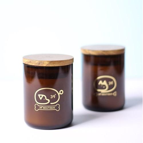 39도부티크 반려동물 아로마캔들 170ml