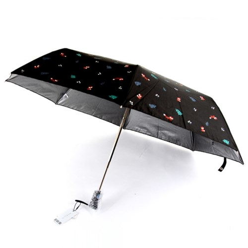 [더로라]기라로쉬 완자 3단 우산 - 미니 라쿤 E909