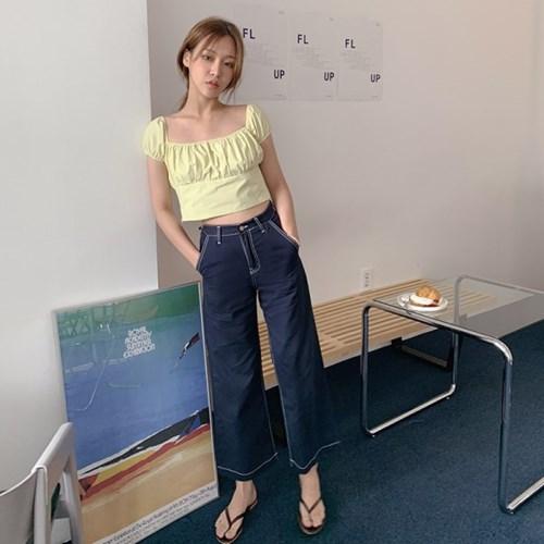 카운셀 blouse (3color)