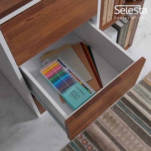 드림 1000 책상+오픈책장