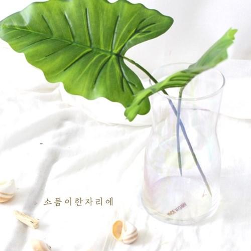 레인보우 샤이니 유리화병  ver.2