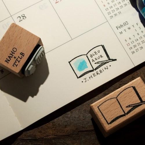 TTLB x NAHO Craftsman Stamp (fashion designer)