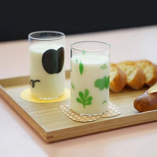 굿모닝 글라스 그린샐러드, 내열 유리컵