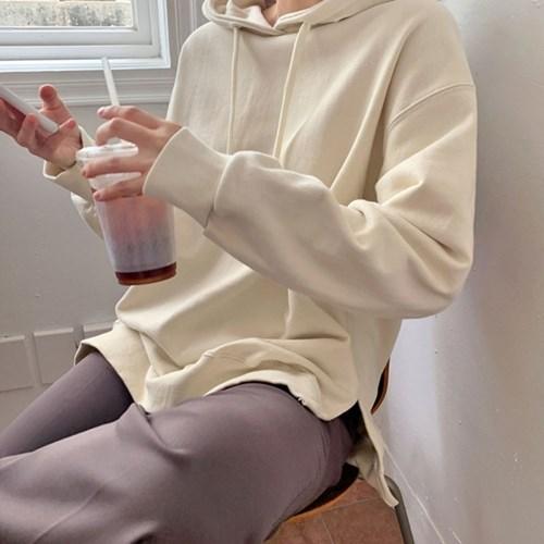[프롬비기닝X텐바이텐] 스펠 베이직 후드 티셔츠 (5컬러)