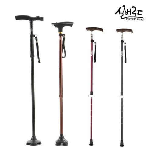 [실버로드] 정품 노인 효도 지팡이 모음_(1332070)