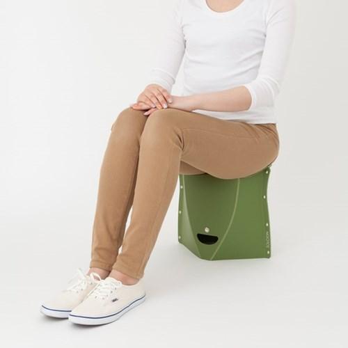 [PATATTO] 휴대용 접이식 의자 뉴파타토 250 테라코타