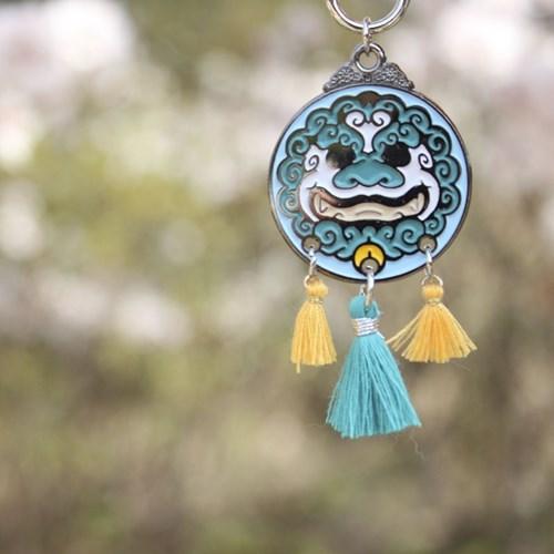 전통 영물 키링(해태)