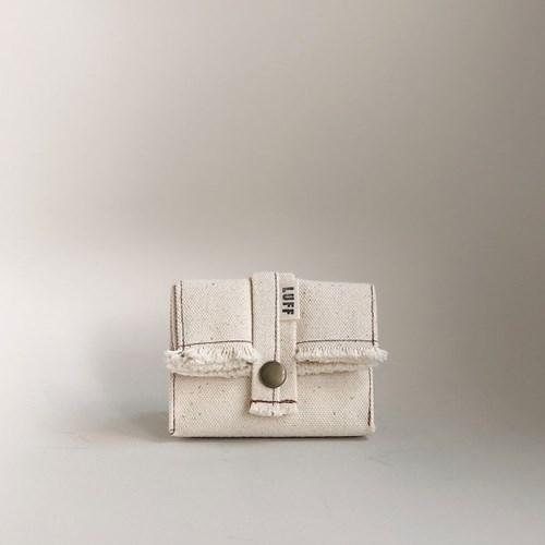 baby pocket - ivory