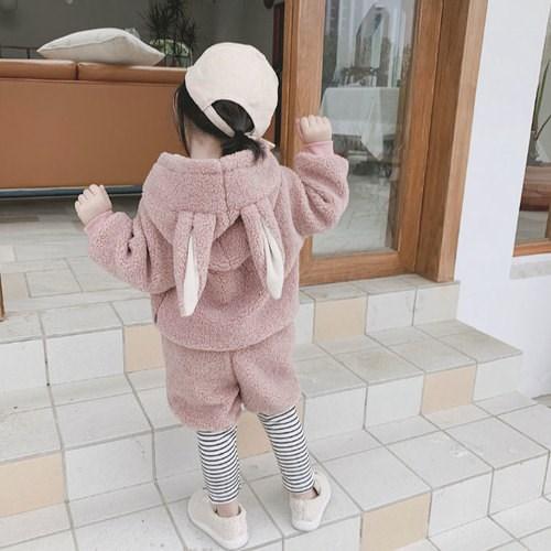 돌핀웨일 뽀그리애니멀 쭈리 겨울상하세트(80~130cm)