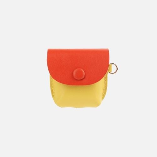 [1+1] 에어팟 가죽 케이스 9color