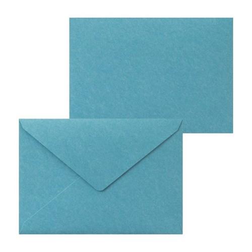 활판 인쇄 레터세트 - Press Frame Blue