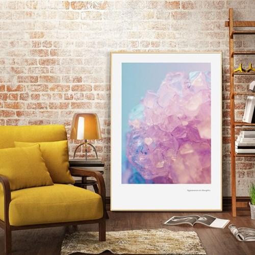 위모던 컬러 인테리어 액자 아트 포스터