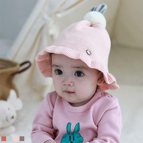파스텔 쫑긋 유아 모자(0-36개월) 509670_(902817917)