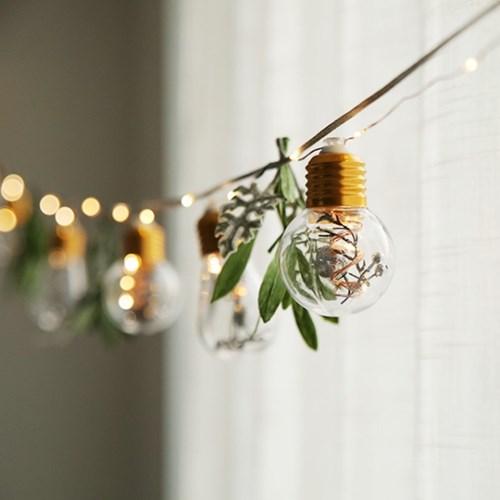 올리브가랜드 + LED 에디슨 전구 풀세트 [M]_(683997)