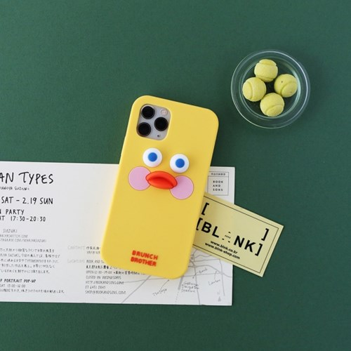 Brunch Brother 실리콘 케이스 for iPhone11, 11pro, 11pro max