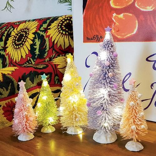 크리스마스 DIY 컬러 트리 만들기 세트_(1215755)