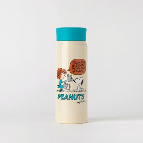 [PEANUTS] STAINLESS BOTTLE(M) 480ml 4종